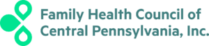 Family Health Council of Central PA Green Logo